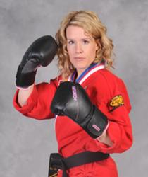 Alyson Myler Pursuit of Mastery Martial Arts